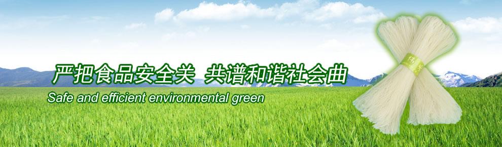 安全 高效 环保 绿色